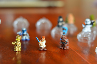 Miniature Jedi | by Paul Jacobson