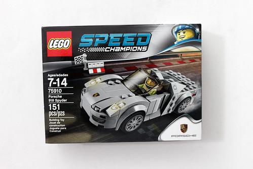 lego speed champions porsche 918 spyder 75910 read more flickr. Black Bedroom Furniture Sets. Home Design Ideas