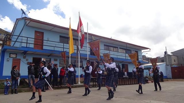2016 | Juramentación de la Brigada Escolar