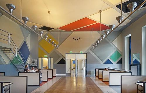 Decoration Interieur : Le ciné dancing de l aubette en musées strasbourg