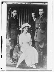 Princess Mary & Brothers (LOC)