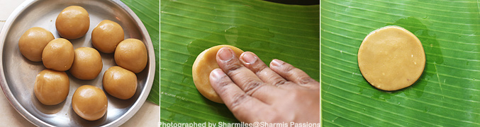 How to make Adhirasam Recipe - Step11
