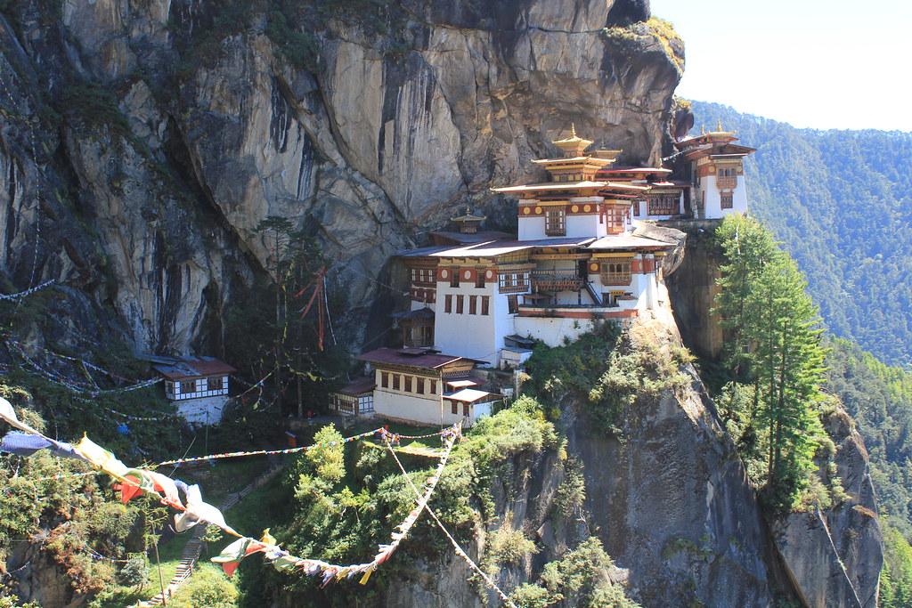 不丹為世界上生物多樣性最豐富的十大地區之一。