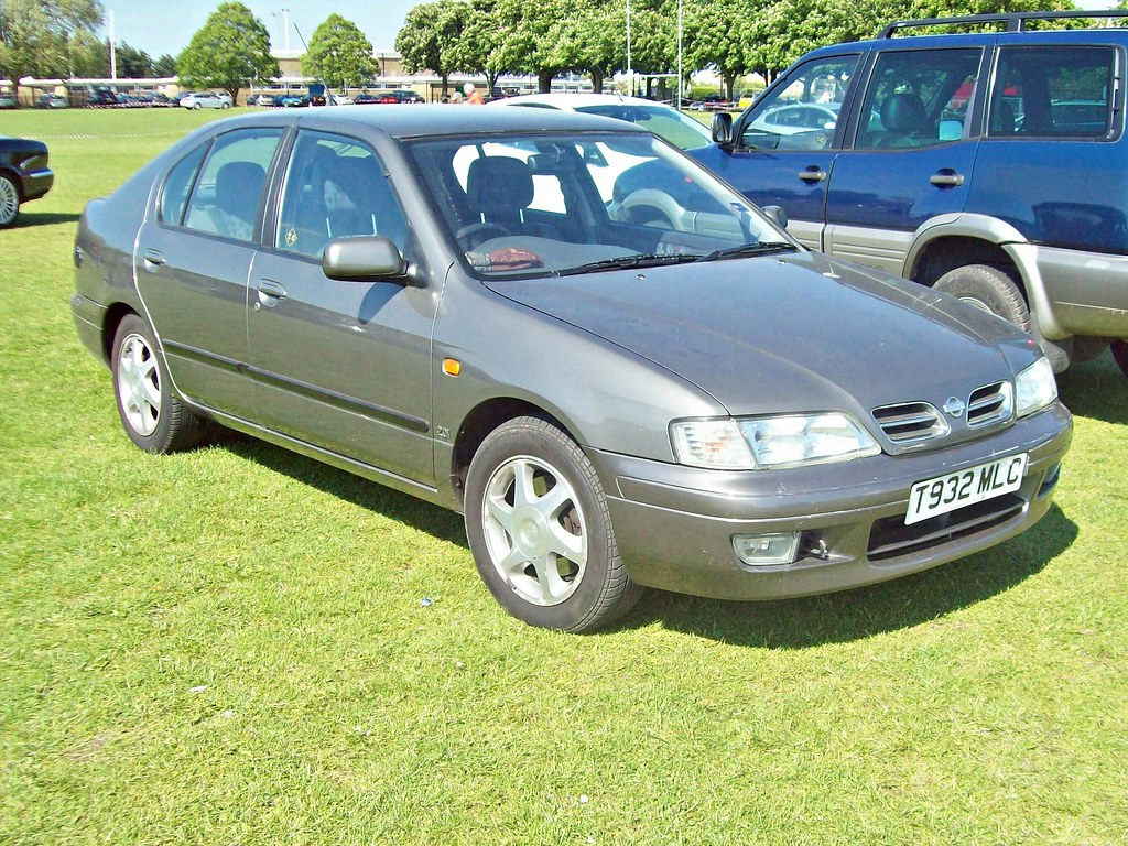 542 nissan primera p11 hatch 1999 nissan primera p11 flickr. Black Bedroom Furniture Sets. Home Design Ideas
