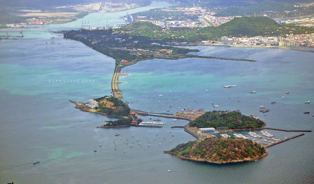 Causeway Islands
