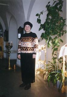святая луиза архангелбск
