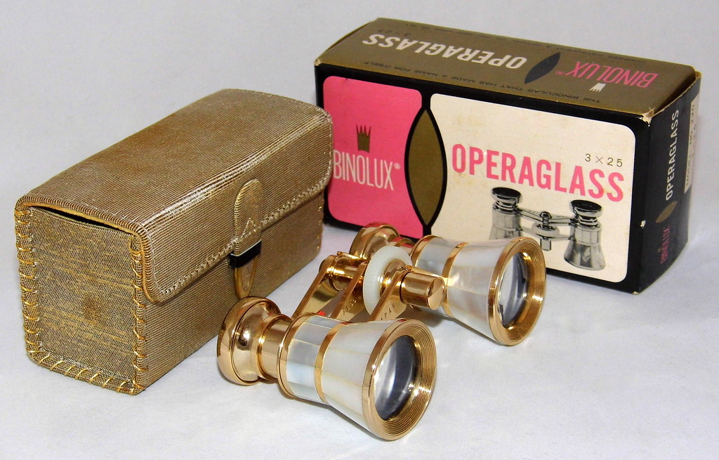Are Opera Glasses For Hire At Royal Opera House