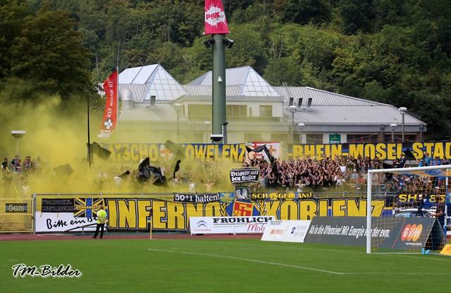 TuS Koblenz  - 1. FC Saarbrücken  0:1 28367721714_05e2b3e2ed_z
