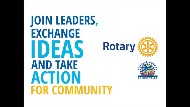 A look at Sunrise Rotary