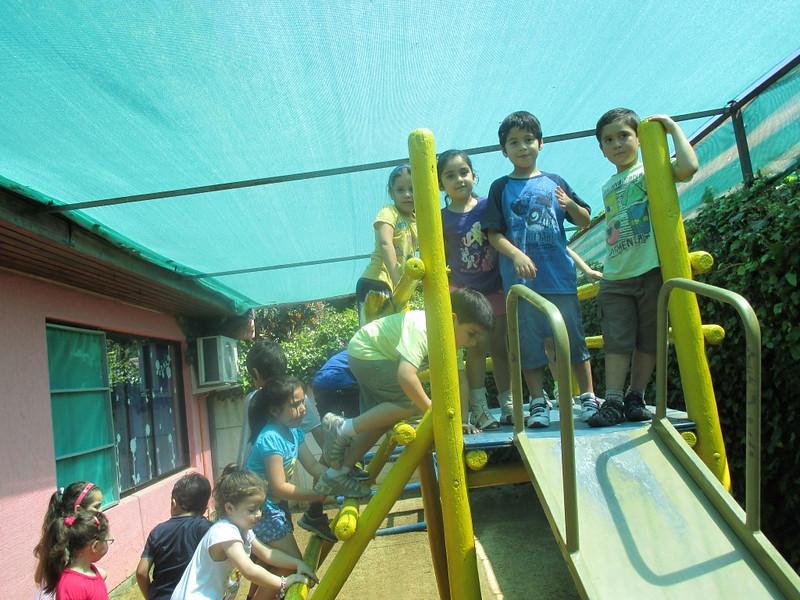Capullito - Zona de Juegos