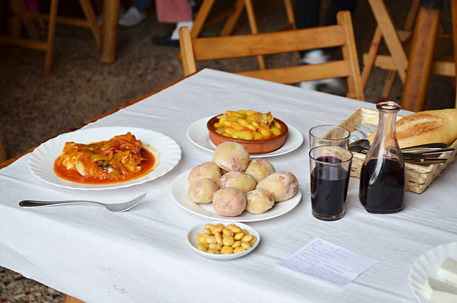 Traditional food, Tenerife