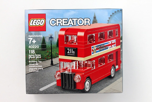 LEGO Creator London Bus (40220)