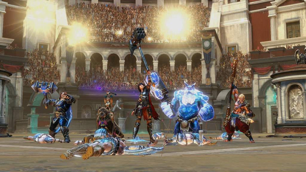 SMITE Hits Southeast Asia on Aug. 24!