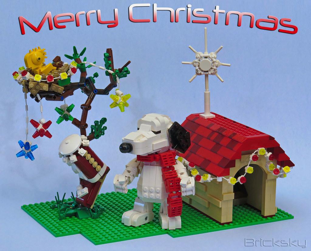 snoopy christmas by bricksky snoopy christmas by bricksky - Snoopys Christmas