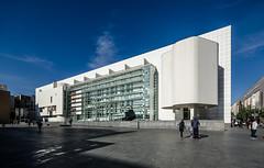 Museu d'Art Contemporani de Barcelona, MACBA. Barcelona. Spain