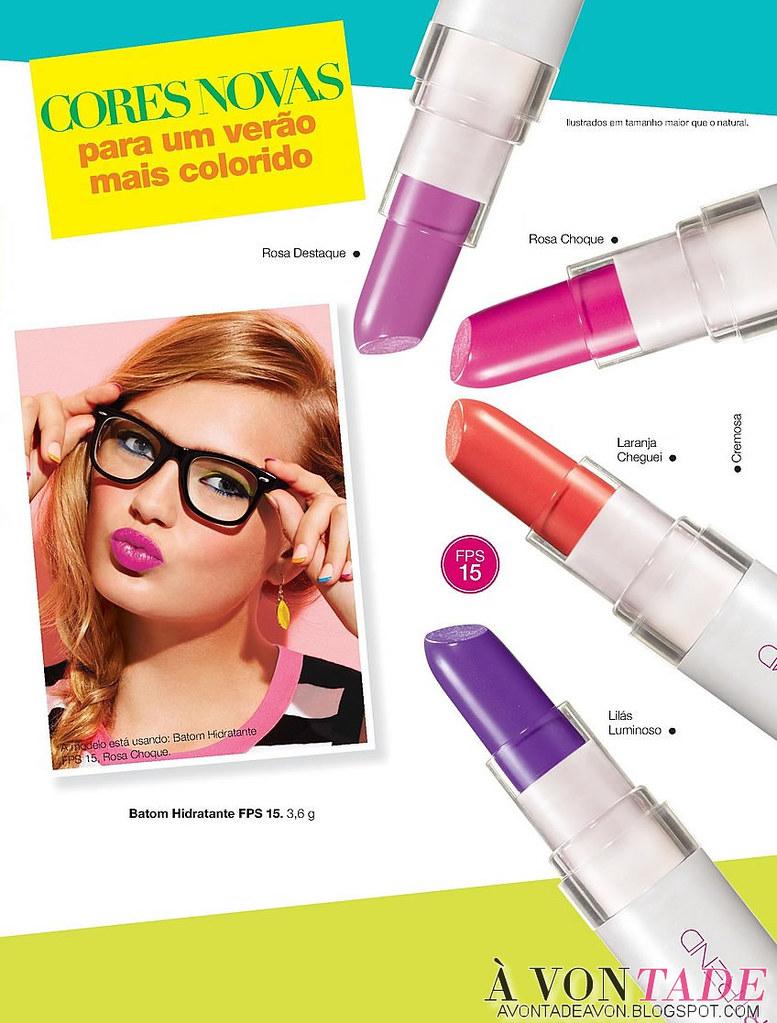 Color Trend: Nova coleção, novas cores