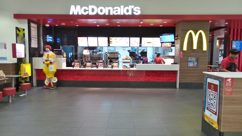 manchester airport and mcdonalds essay