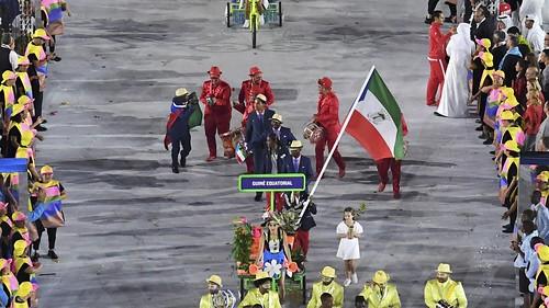 OLYMPICS-RIO/OPENING