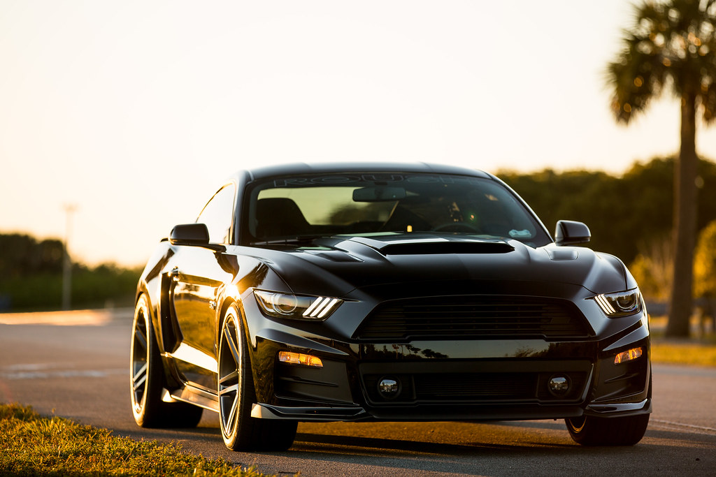 2015 ford mustang roush stage 2 vossen vps 302 brian mccarthy
