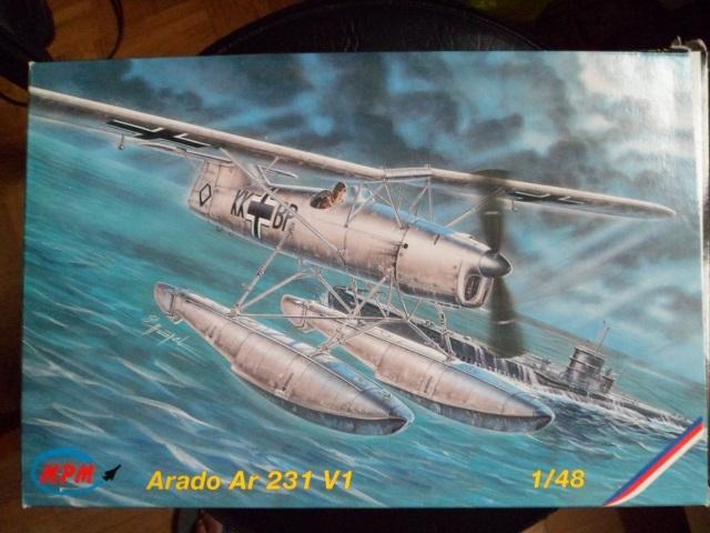 Ouvre-boîte Arado 231 v1 [MPM 1/48] 16012197008_3cdea42cbc_o