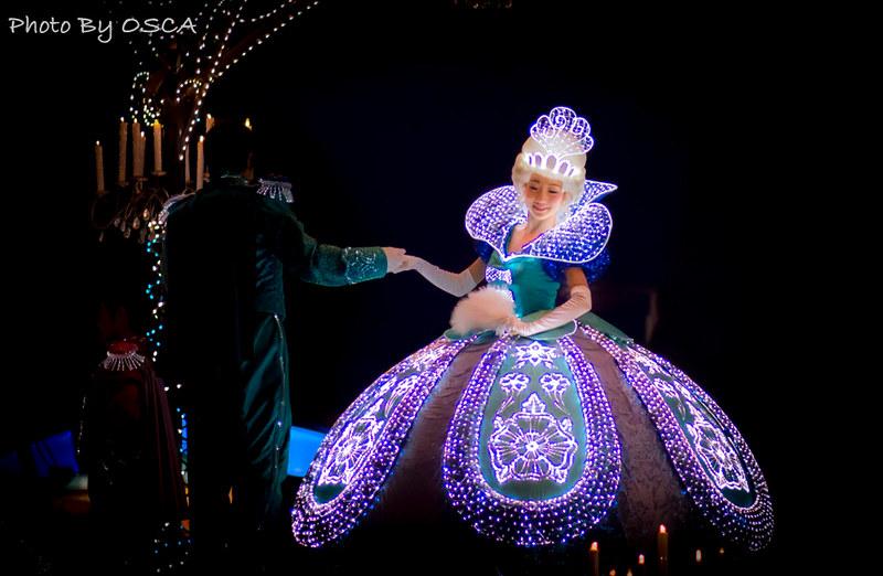 Electrical Parade Dream Lights, Tokyo Disneyland