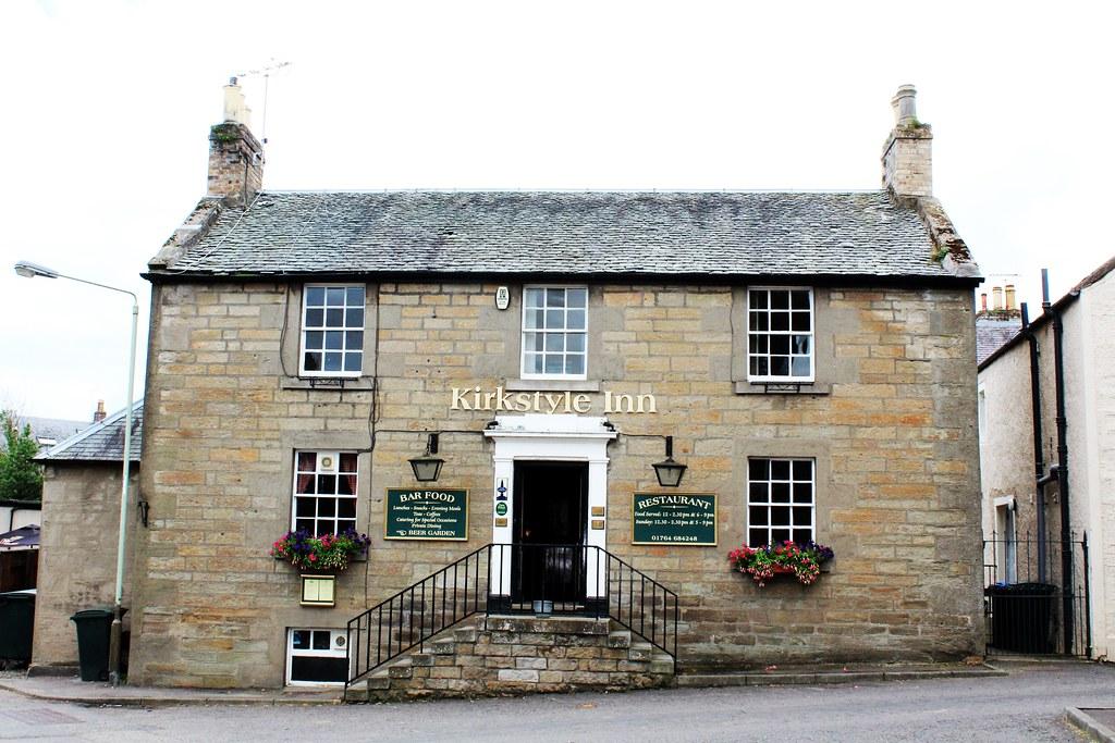 Kirkstyle Inn, Dunning, Scotland