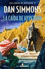 Dan Simmons, La caída de Hyperion