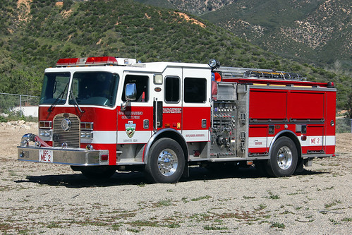 Bdc Medic Engine 2 V2 San Bernardino County Fire