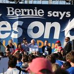 U.S. Senator Bernie Sanders Returns to California to Campaign for Prop 61