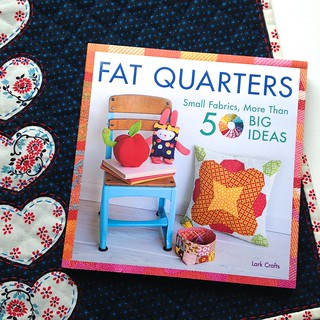 Fat Quarters - Lark Crafts - Giveaway! | by juliezryan