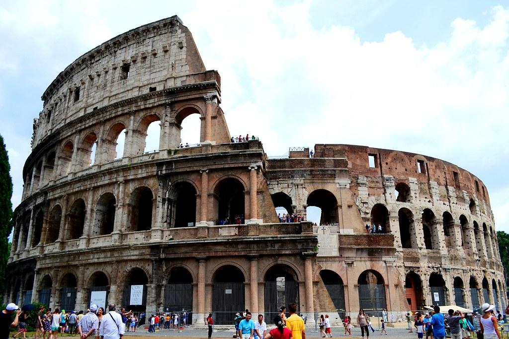 Colosseo.