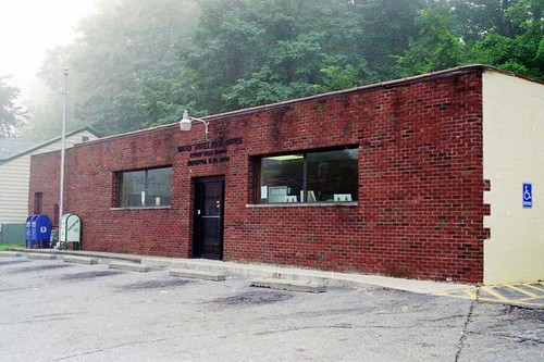 Huntington, WV: Beverly Hills Station post office | by PMCC Post Office Photos