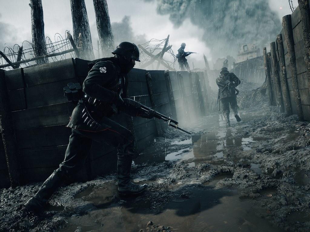 Battlefield 1 • Alpha • Hattiwatti