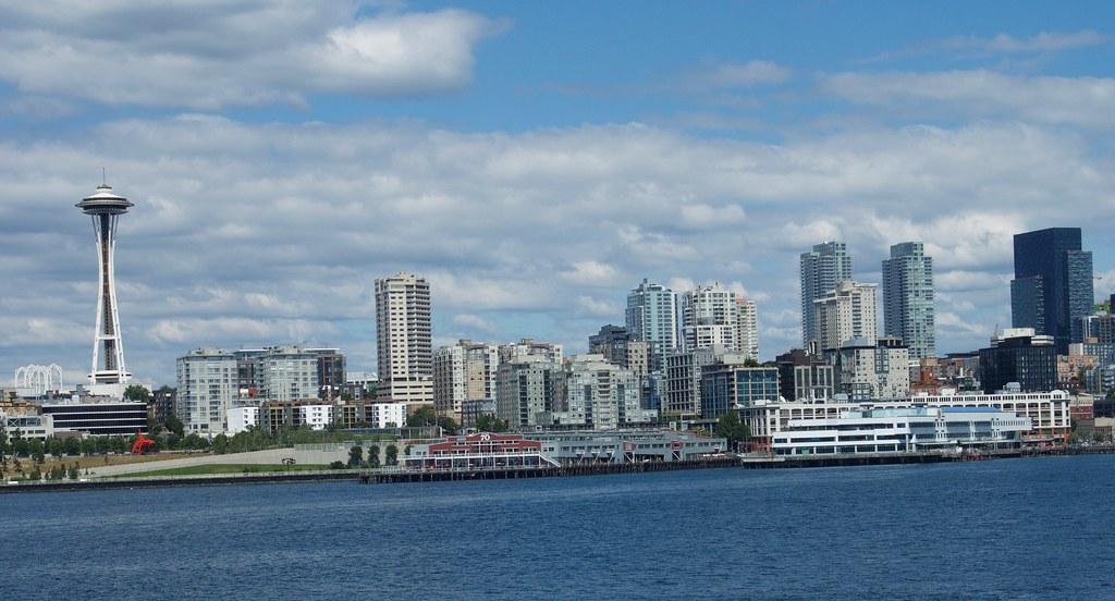 Seattle Waterfront | OLYMPUS DIGITAL CAMERA OM-D | Mark ...