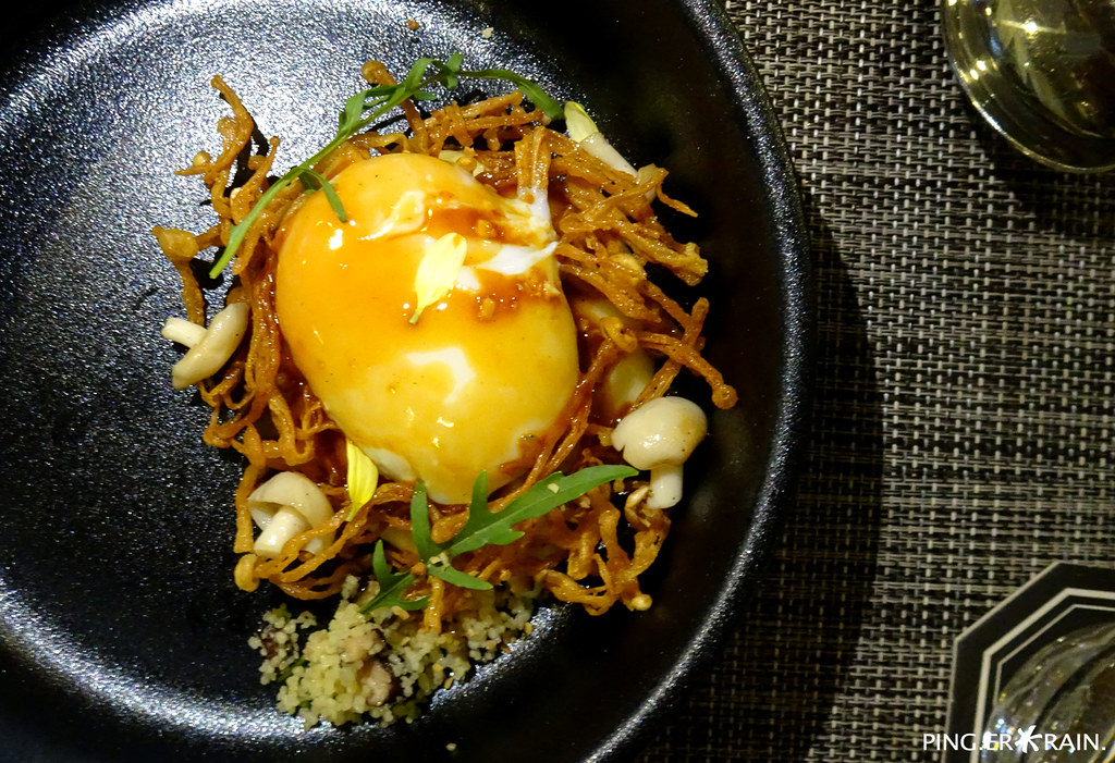 Creative Eats: Horizon Bistronomy: Egg63