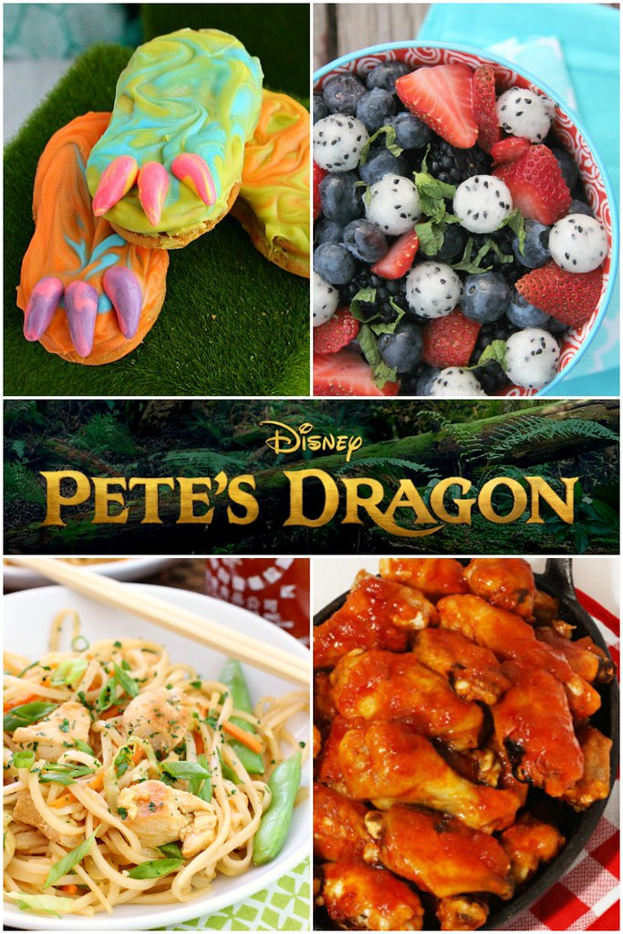 Pete's Dragon recipes