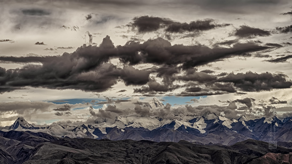 Tibet, the Everest (view from Chinese side), 06-2016, 70 (Vlad Meytin, vladsm.com)