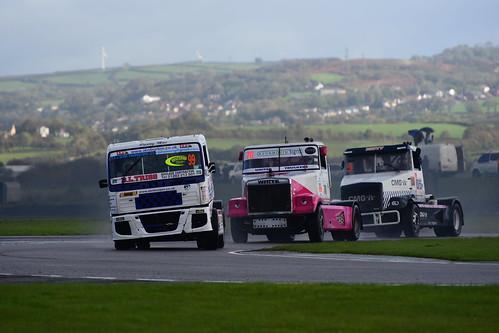 Paul McCumisky, Volvo FM12 12000, British Truck Racing Championship, Pembrey 2016