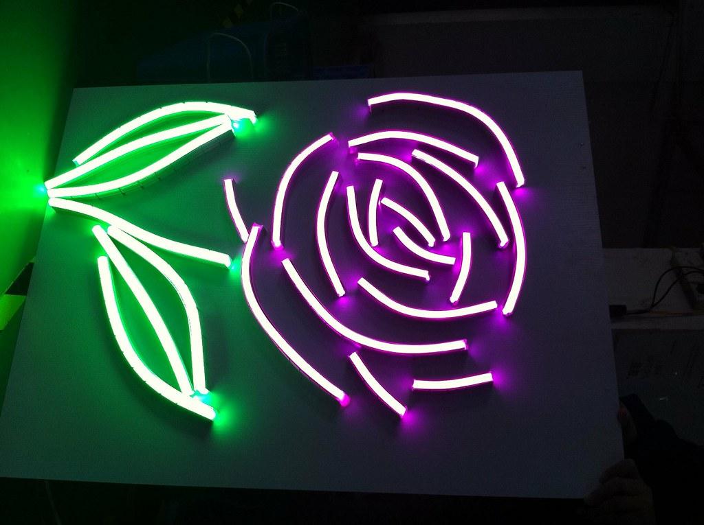 F15 Rose5 Green LED Lighting Solutions Flickr