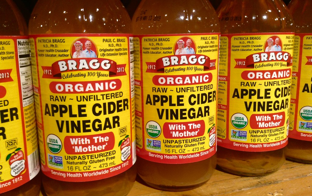 Bragg Apple Cider Vinegar With The Mother Organic Flickr