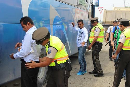 La polic a tratar este fin de semana que haya paz y tranq for Ministerio del interior policia nacional del ecuador