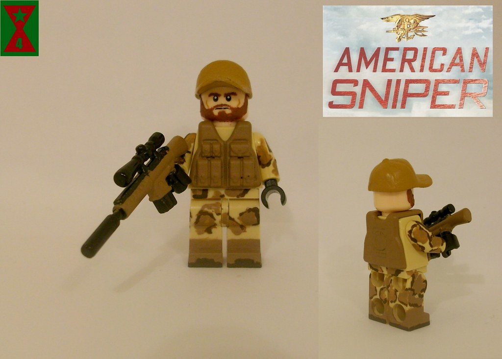 American Sniper Toys : Lego navy seal sniper pixshark images
