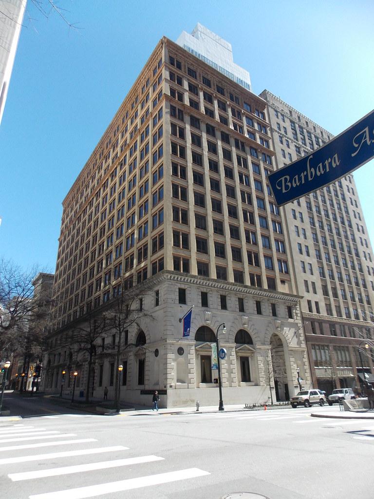 Georgia Southern Map >> Citizens and Southern Bank---Atlanta, Ga.   35 Broad ...