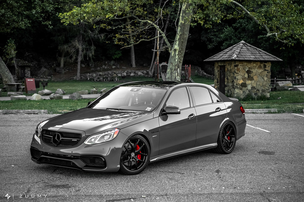 Hre Wheels Mercedes Benz E63 Amg With Hre R101 Wheels