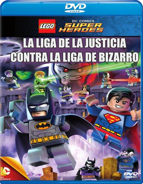 28418579576 7c7f991305 b - La Liga de la Justicia contra la Liga de Bizarro [DVD5][Castellano, Inglés][Animacion][2015][Mega]