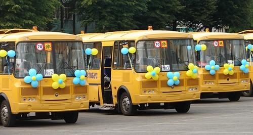 Купувалишкільні автобуси підконтролем громадськості