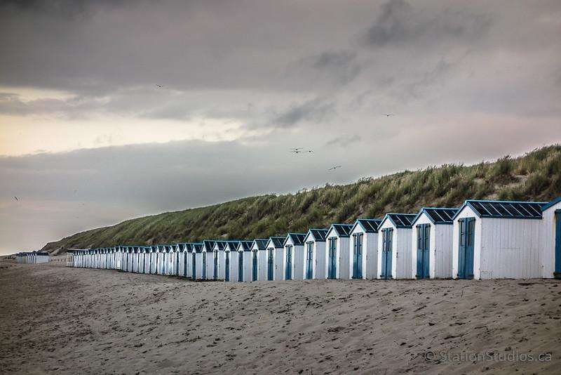 Beach Huts, De Koog