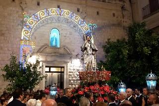 Noicattaro. Festa di San Rocco 2016 front