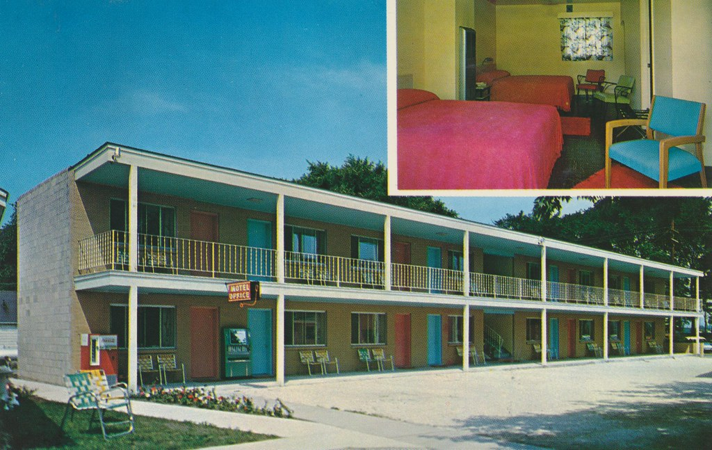 Lockview Motel & Cottages - Sault Ste. Marie, Michigan