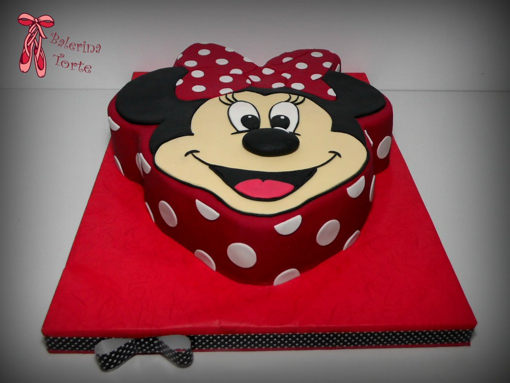 minnie mouse cake mini maus torta by balerina torte jago flickr. Black Bedroom Furniture Sets. Home Design Ideas